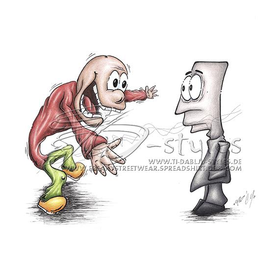 cartoon_meet_the_freak_thomas_wiesen_ti-dablju-styles
