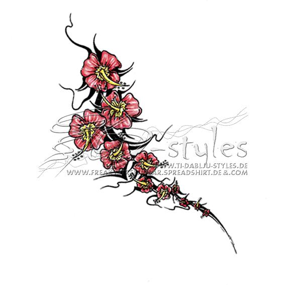 tattoo_flowertribal_thomas_wiesen_ti-dablju-styles