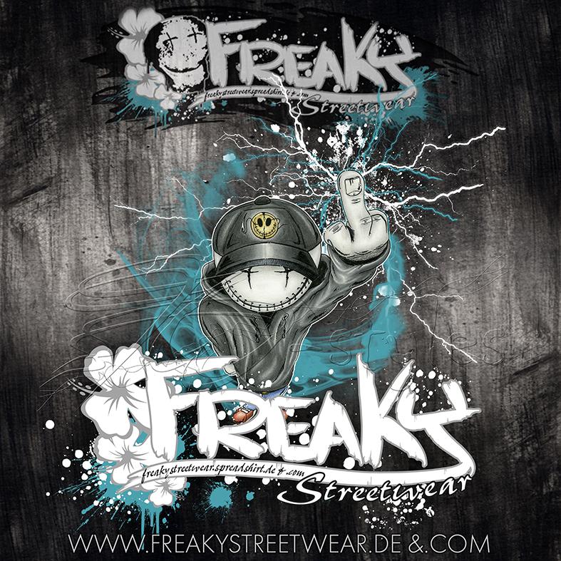 ti-dablju-styles_thomas_wiesen_freaky_streetwear_shirtmotiv_little_freak_maskotte